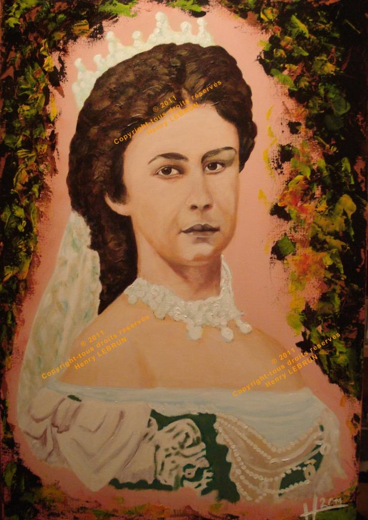 Sissi l'impératrice Élisabeth Amélie Eugénie de Wittelsbach