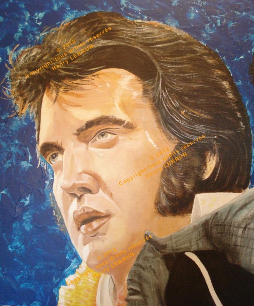 49-Elvys Presley- 2012