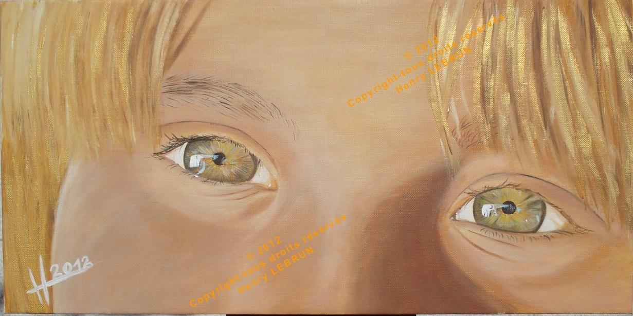 Les yeux de l''innocence