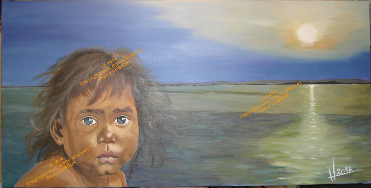 L'enfant du Gange